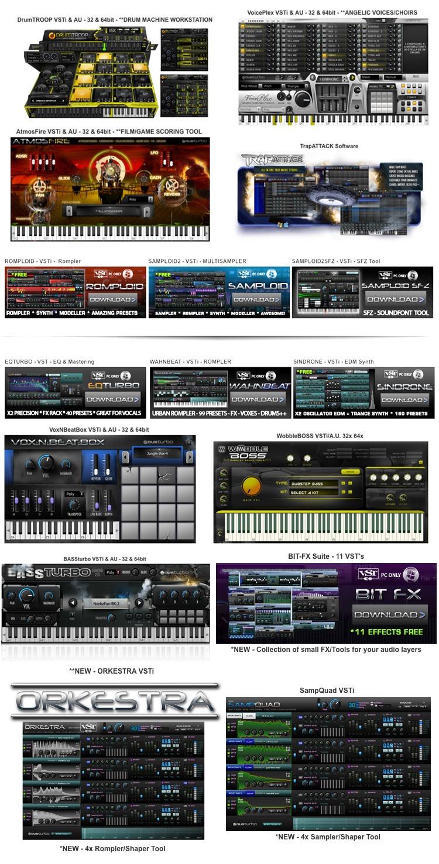 Norbz is creating 🔥 Music Software/Plugins, Sample Packs, Anim/Film