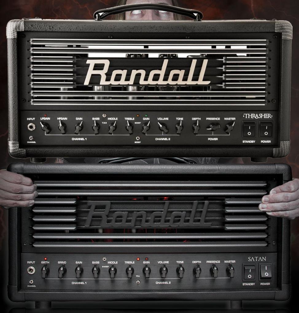 Rig-Talk • View topic - Randall Satan 50 is announced!